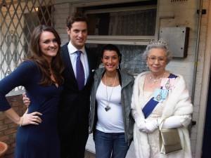 Marli Harwood & royals